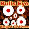 Bulls Eye Leder Spinner 20-80mm
