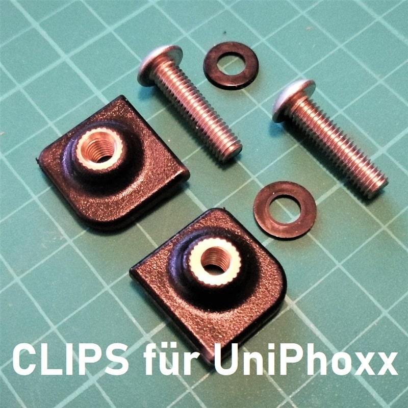 Clips für WASP UniPhoxx