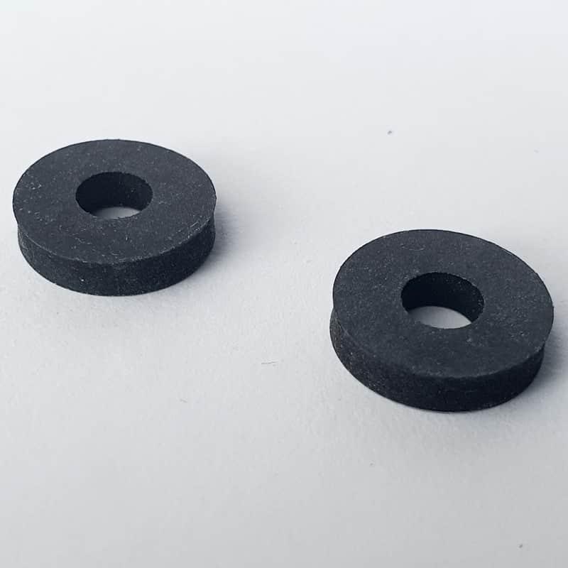 Gummi U-Scheiben für WAS Clips