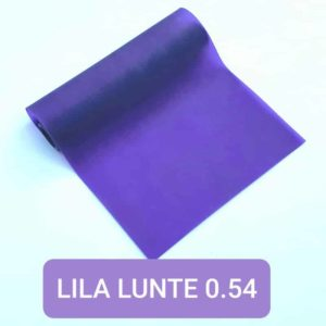 LILA LUNTE Teststück 0.54 50x15cm