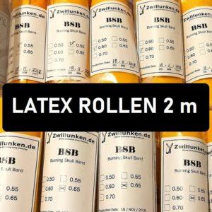 LATEX Rollen 2 m