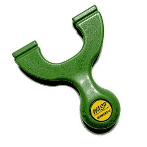 WASP STINGER camo green Steinschleuder