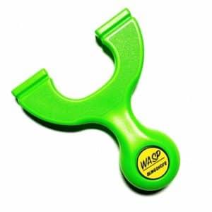 WASP STINGER toxic green