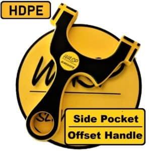 WASP Side Pocket Offset Handle Frame