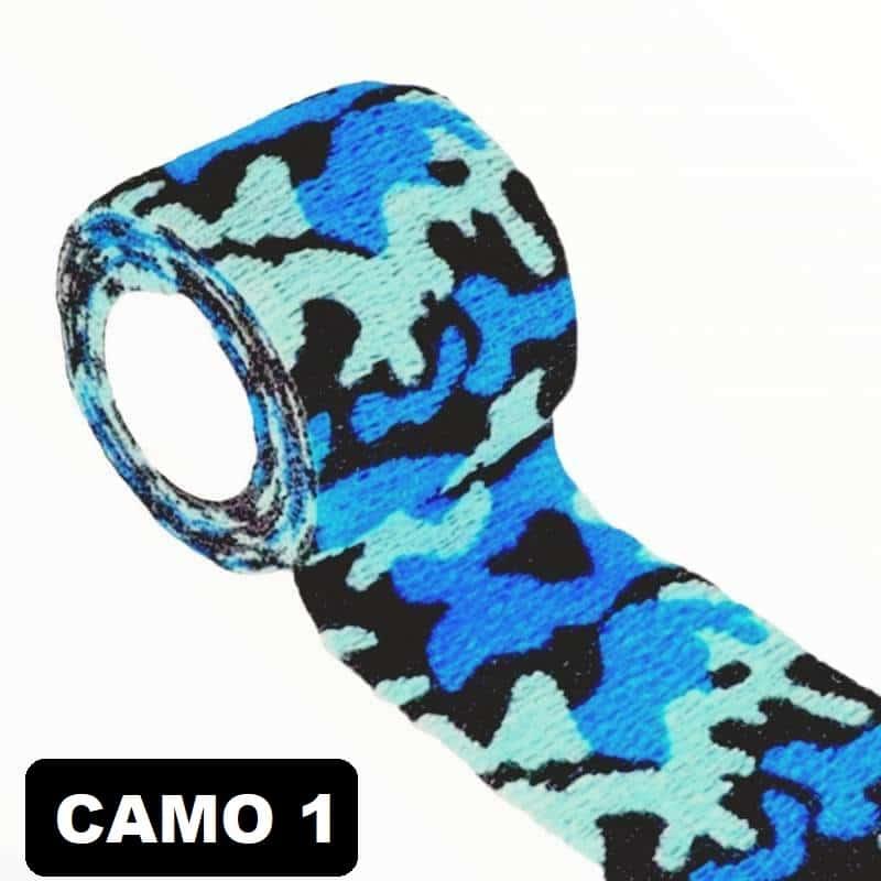 Griffband Camo 1 Sky Blue