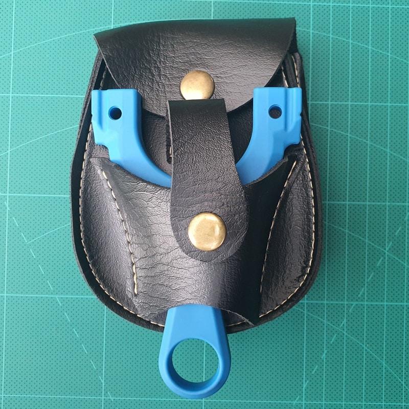 Kugeltasche schwarz
