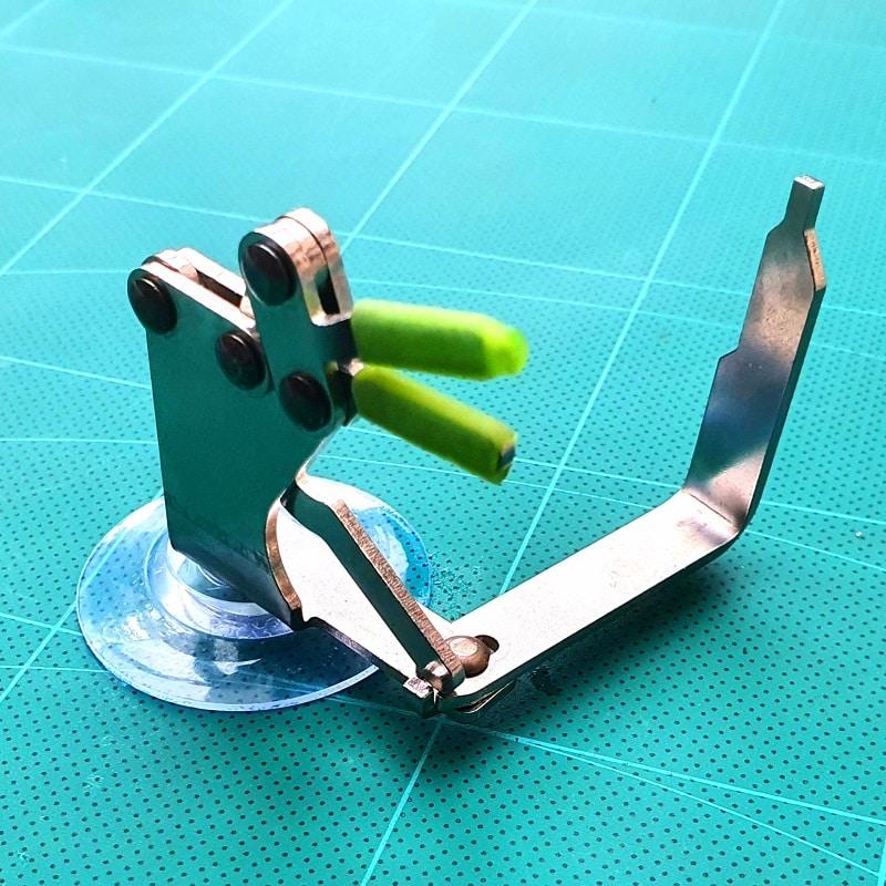 GZK Mini Pocket Jig Pouchanbindung