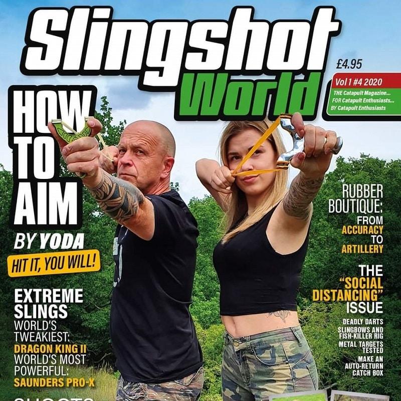 Slingshot World Magazine Ausgabe 4