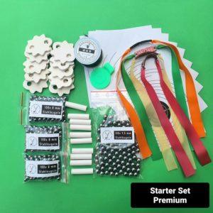 Zwillunken Steinschleuder Starter Set Premium