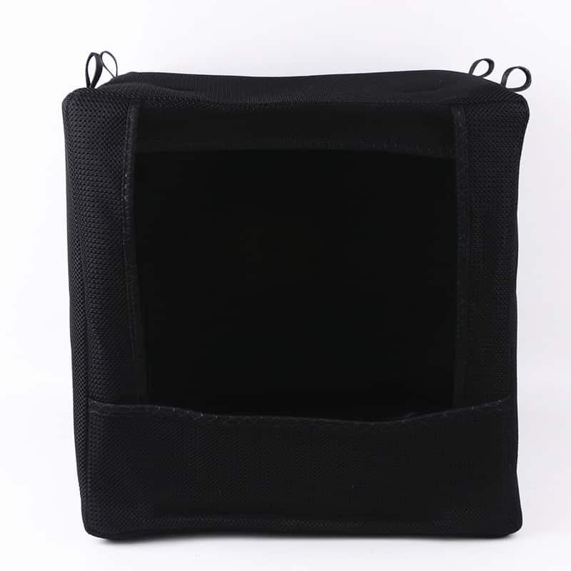 Catchbox 40x40x40 Mesh Black Front