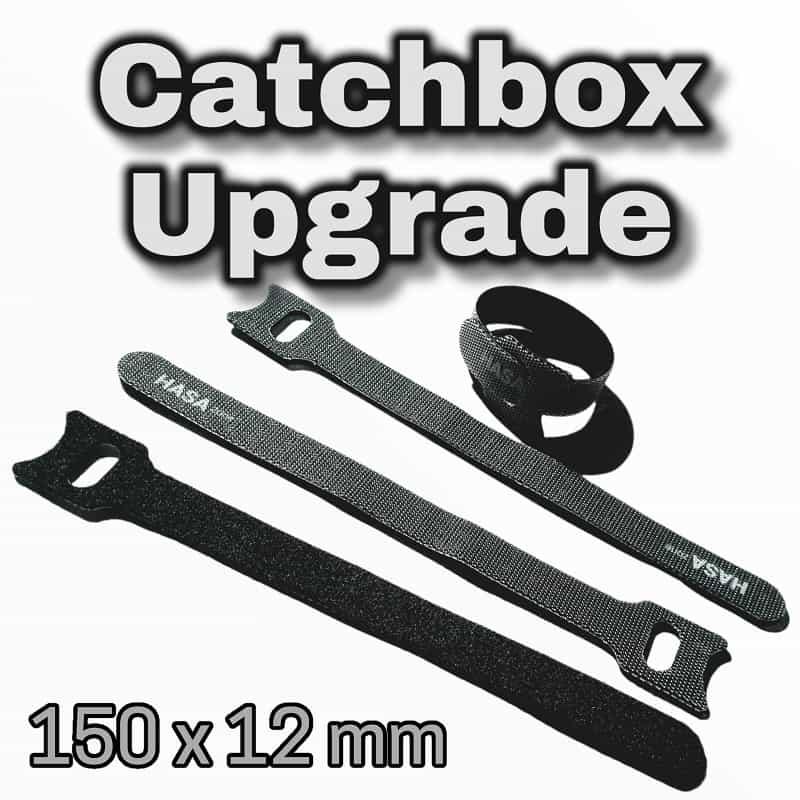 Catchbox Upgrade Klett Kabelbinder einfache Montage-min