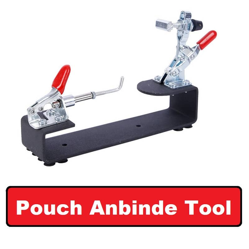 Pouch Anbinde Tool Bandjig