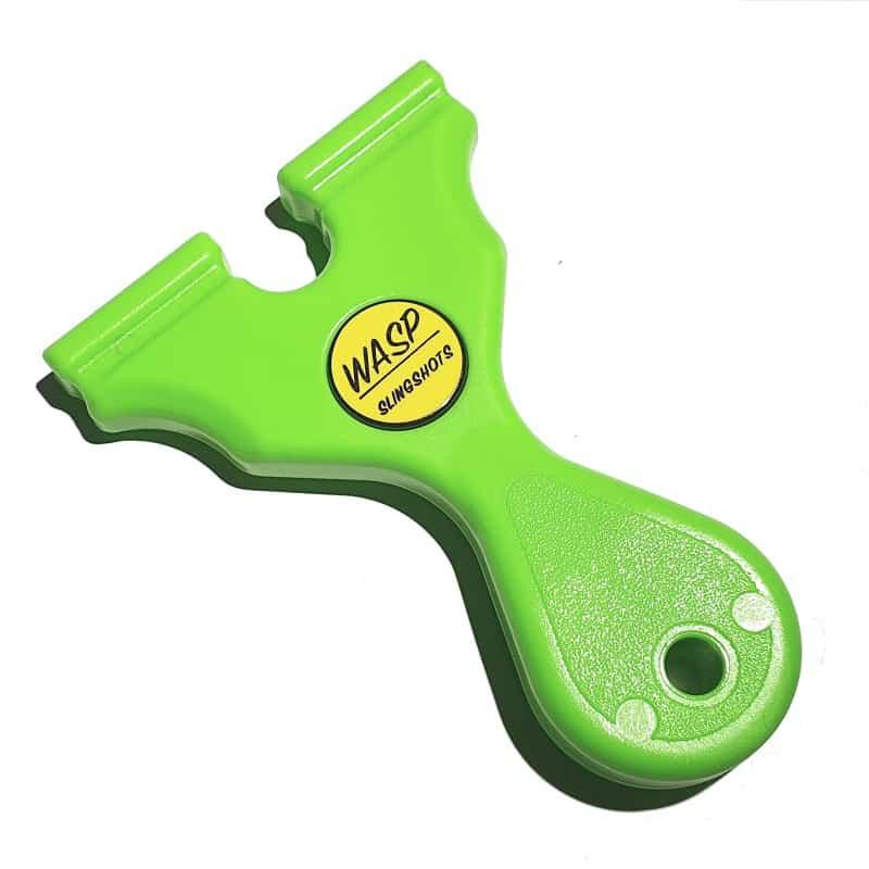 WASP IMP PFS Toxic-Green Steinschleuder
