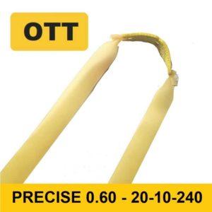 Ersatzgummi PRECISE 0.60 OTT 20-10-240 Steinschleuder
