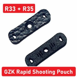 GZK R33 + R35 Rapid Shooting Pouch