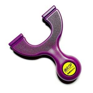WASP STINGER Purple Steinschleuder