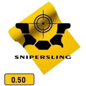 Snipersling Latex 0.50 Steinschleuder