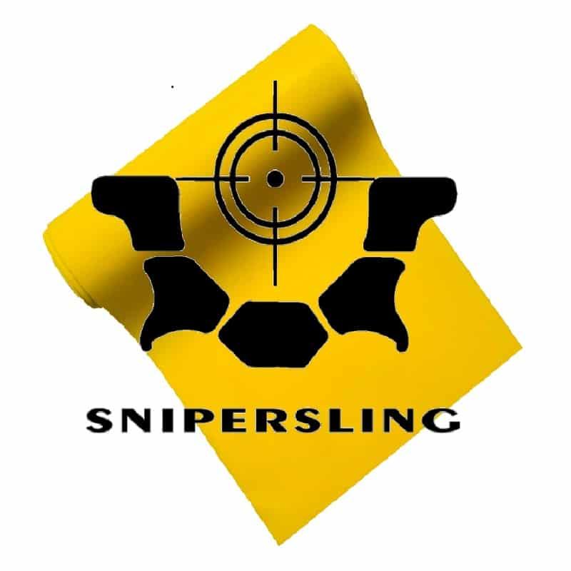 Snipersling Slingshot Latex 2m Rolle