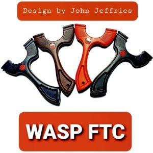 WASP FTC Steinschleuder Uebersicht