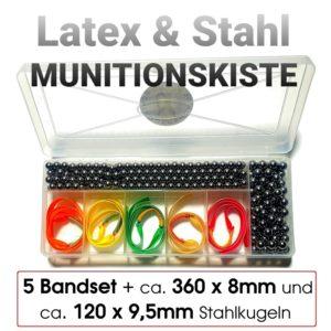 Sparpaket Latex und Stahl