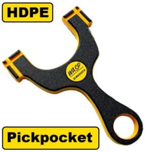 WASP Pickpocket HDPE Steinschleuder