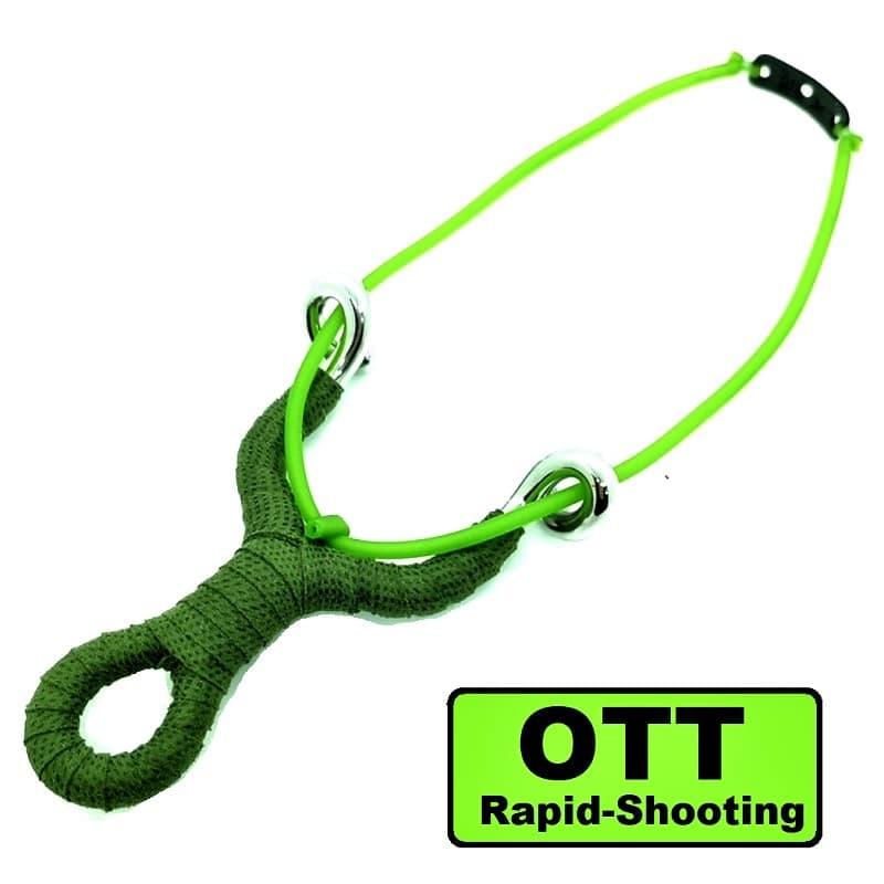 GZK XIAOFORK-S Rapid Shooting Slingshot-min