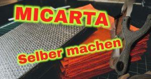 Micarta selber machen Anleitung mit Video