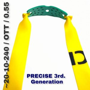 PRECISE 3rd Generation Bandset OTT 0.55 yellow