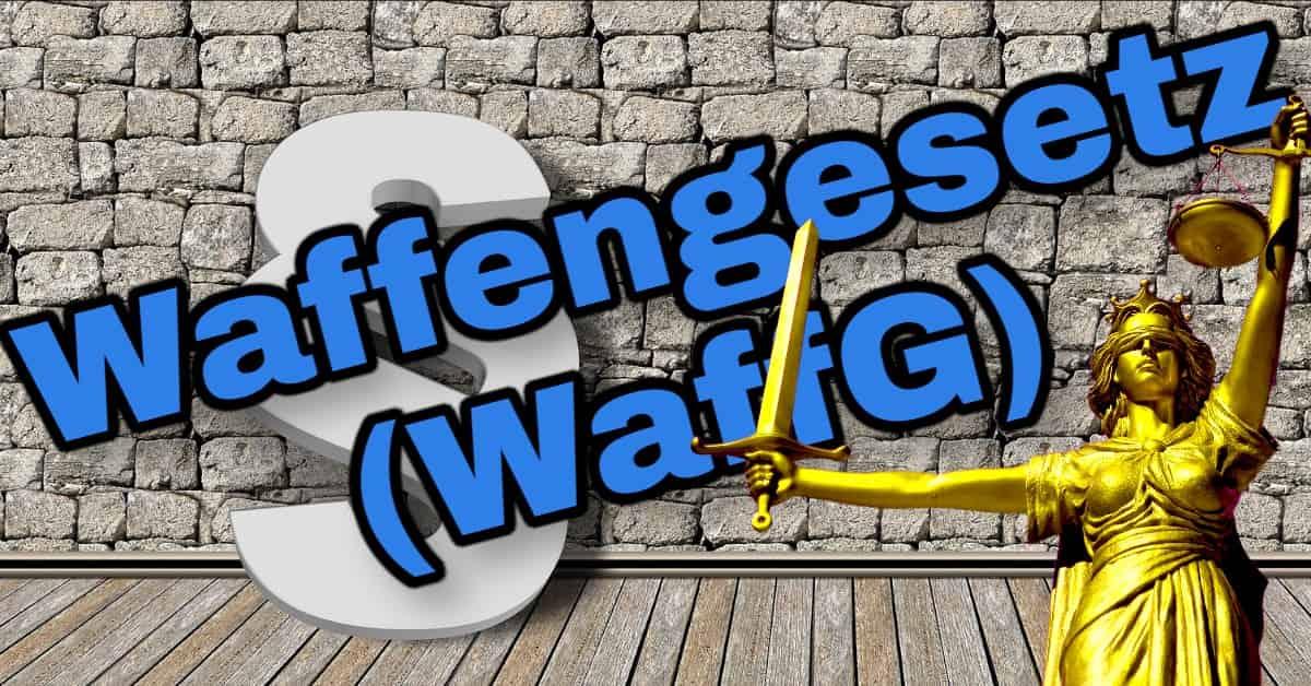 Waffengesetz WaffG Steinschleuder Zwille Sportschleuder verboten