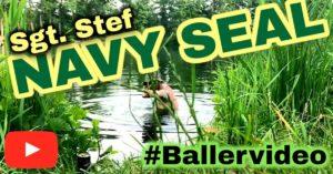 Navy Seal Slingshot Shooting Sgt. Stef Ballervideo