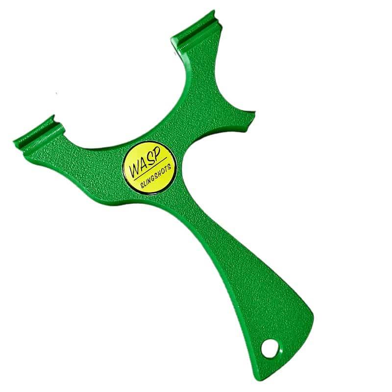 WASP Mamba OTT apple-green Steinschleuder HDPE