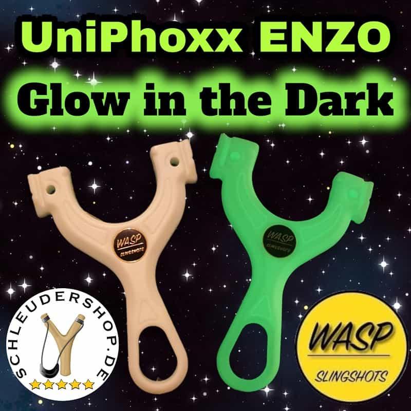WASP UniPhoxx ENZO Glow In The Dark Effekt