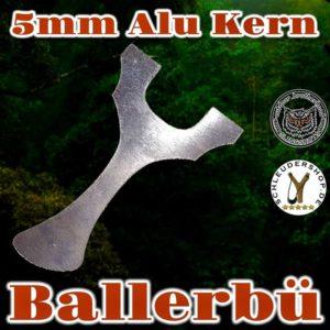 Ballerbü 5mm Alu Kern von outdoor brotherhood