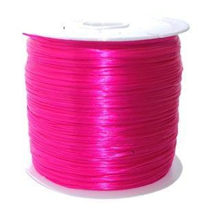 Crystal String Dark Pink - Steinschleuder Pouch Anbindeschnur