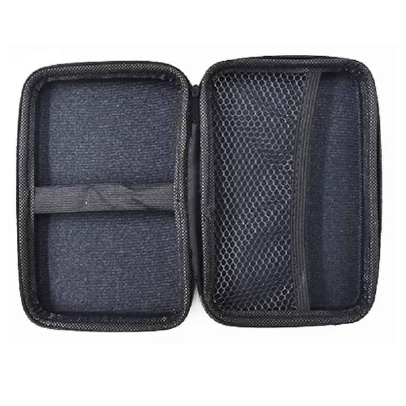 Slingshot Hardcase Zwillen Schutz Tasche schwarz