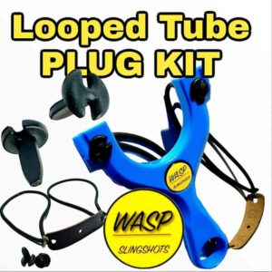 WASP Looped Tube Plug Kit für UniPhoxx ENZO