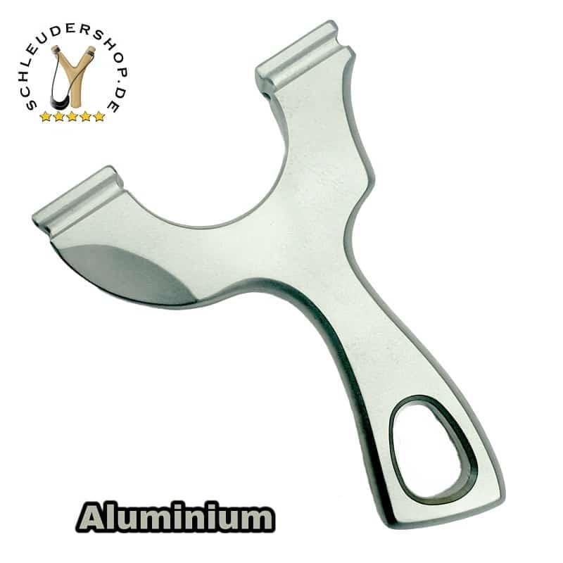 WASP Venator Aluminium Satin Steinschleuder Slingshot OTT Rückseite